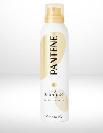 Dry Shampoo: Pantene