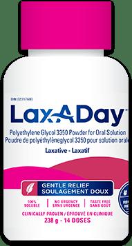 Exercise: Laxaday