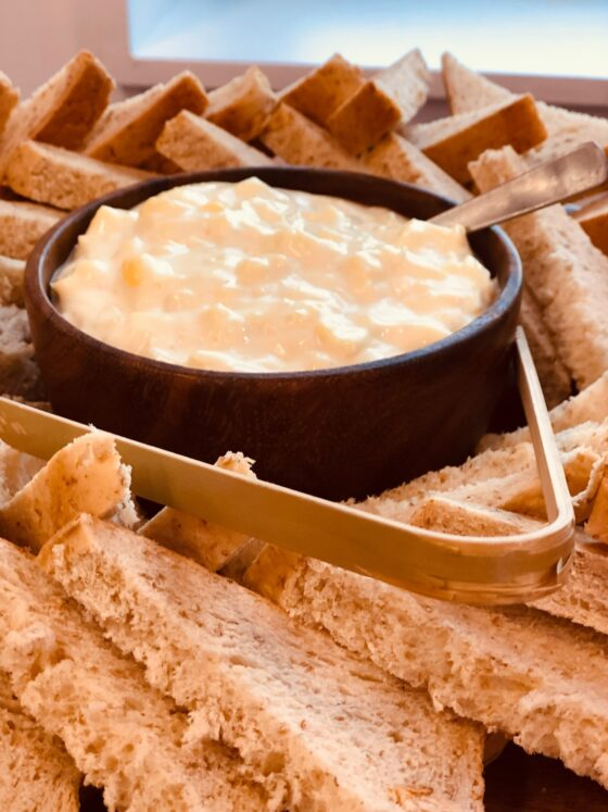 Spicy Beer and Cheese DIp