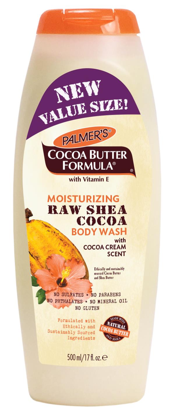 Skincare: Palmer's Moisturizing Body Wash