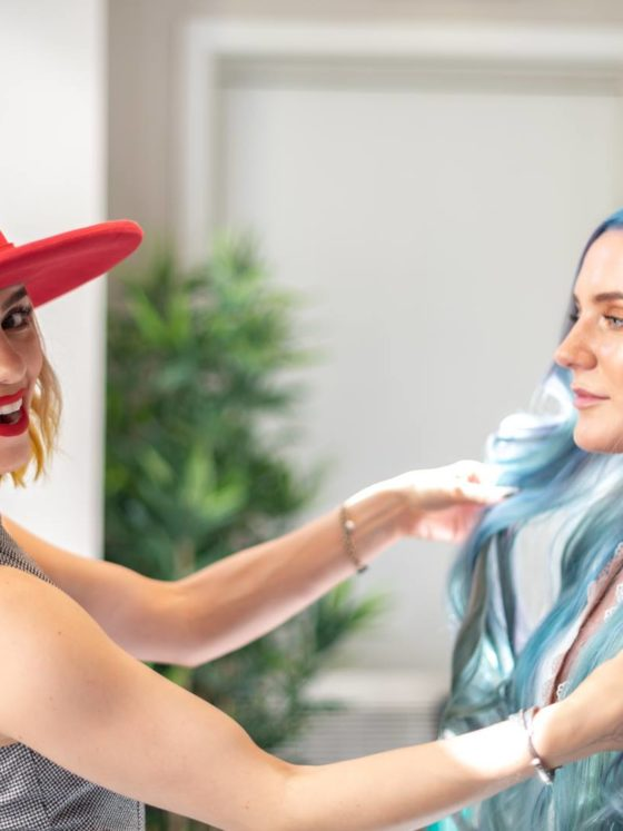 larissa love joico hair stylist