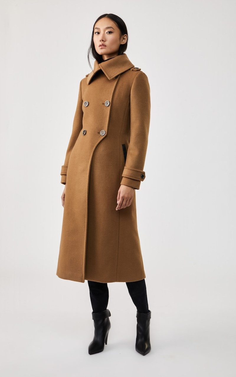 DIVINE Bougie Coat