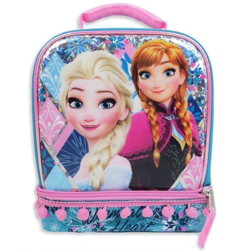 Frozen Lunch Bag for Back to School