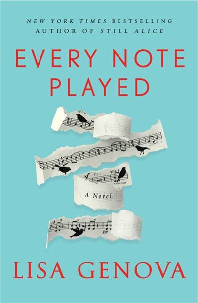 Every Note Played Book Cover Art