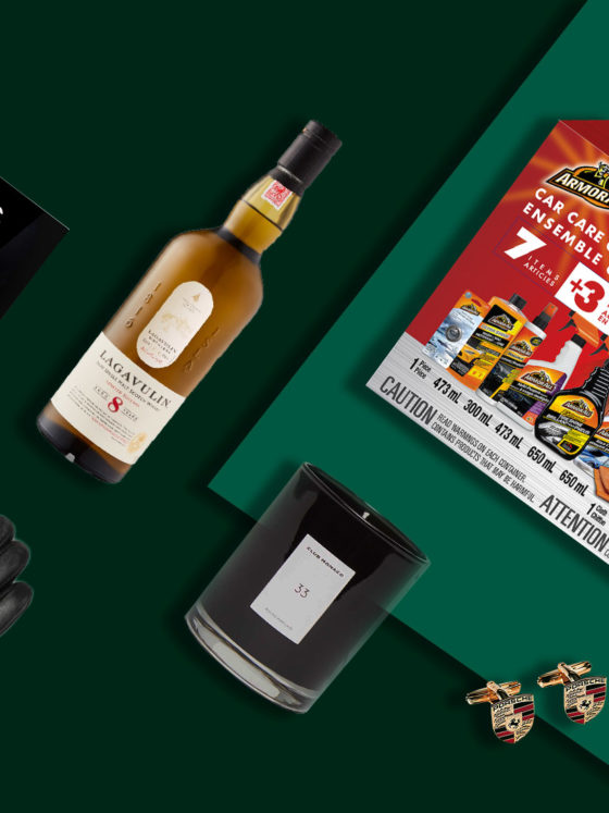 holiday gifts for him from the pages of Swagger