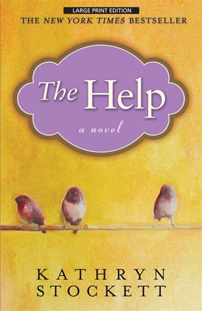 The Help Book Cover Art