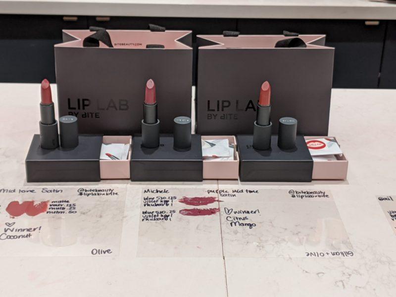 Bite Lip Lab Complete Lipsticks