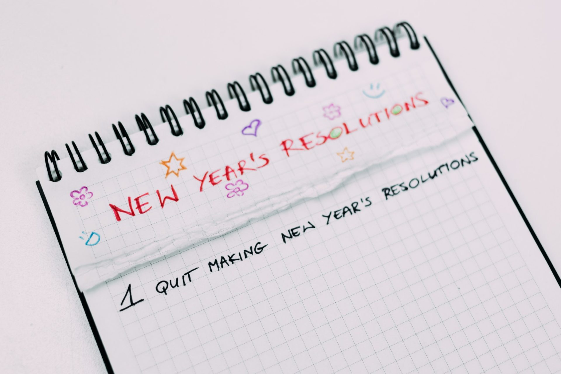 Intuitive Eating: New Year's Resolutions Image