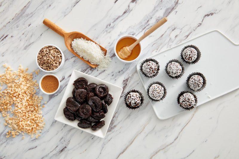 Ingredients for Prune Balls