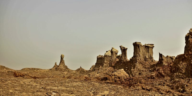 Unique Travel: Danakil Depression
