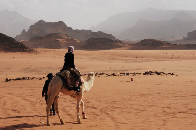 Unique Travel Destinations: Wadi Rum