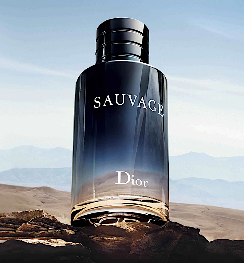 Fragrance: Sauvage By Dior