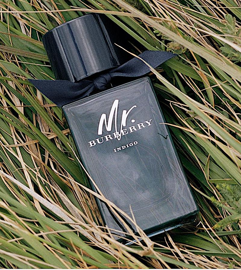 Fragrance: Mr. Burberry Indigo