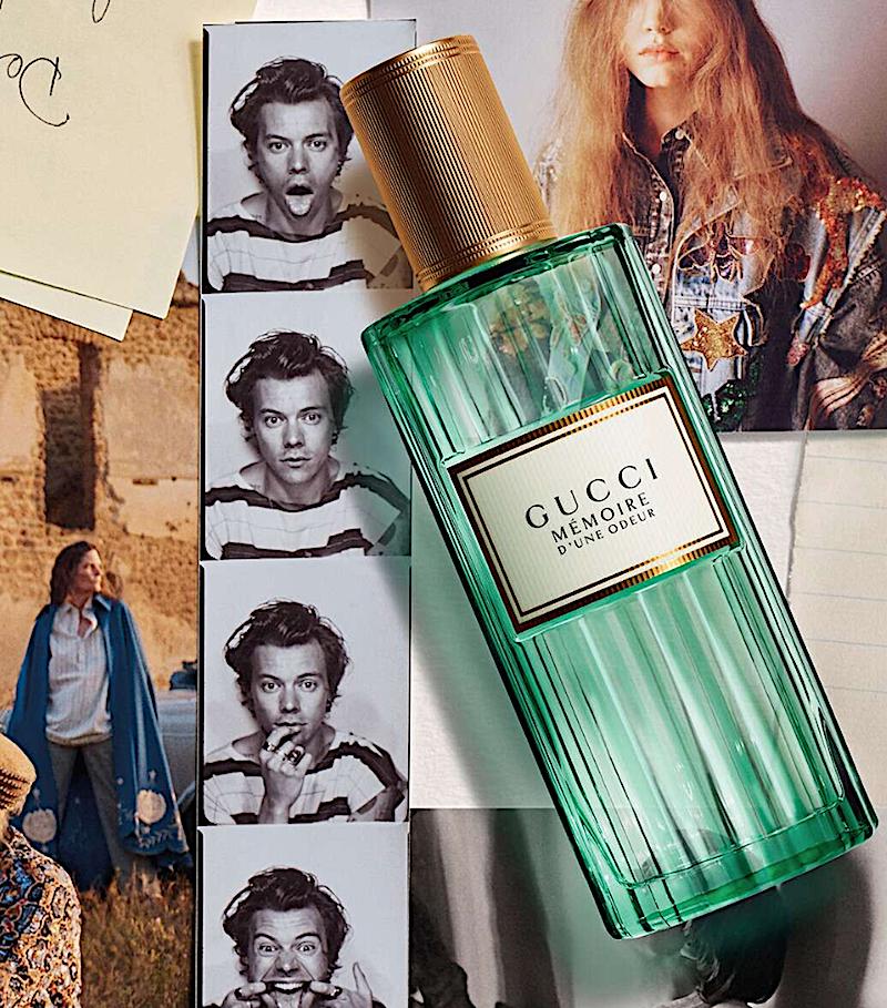 Fragrance: Mémoire d'une Odeur by Gucci