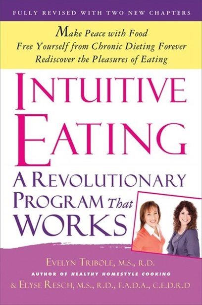 Dieting: Intuitive Eating Book