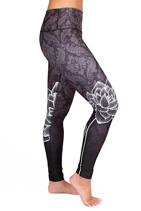 Gym Clothes Lotus Leggings