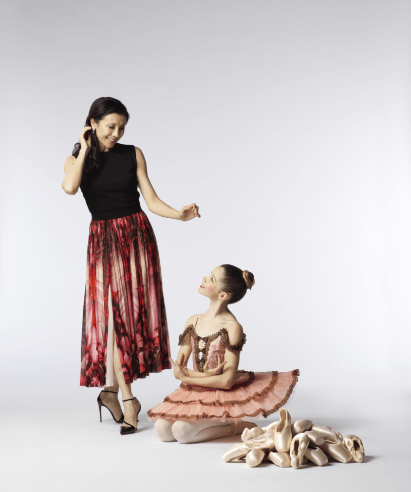 Chan Hon Goh and Ballerina