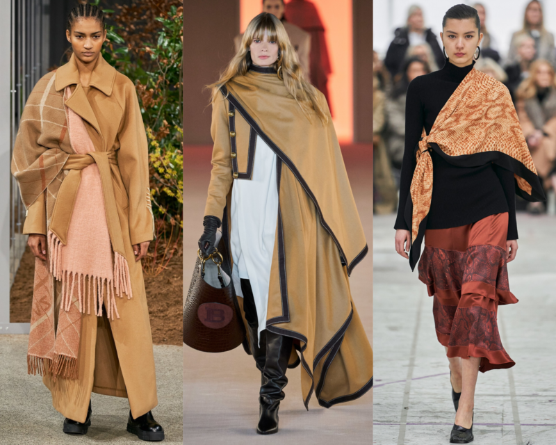 Trends from the runway