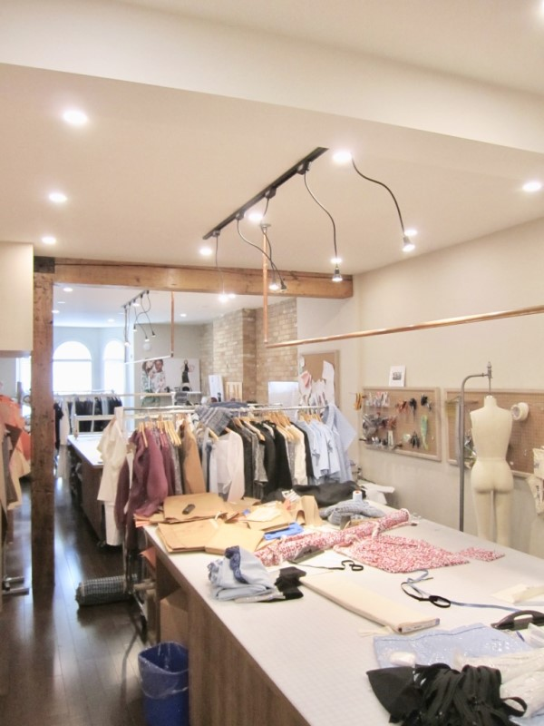 Canadian Fashion: HM Studio