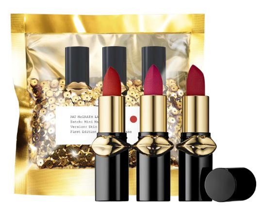 Pat McGrath Mini Lipsticks