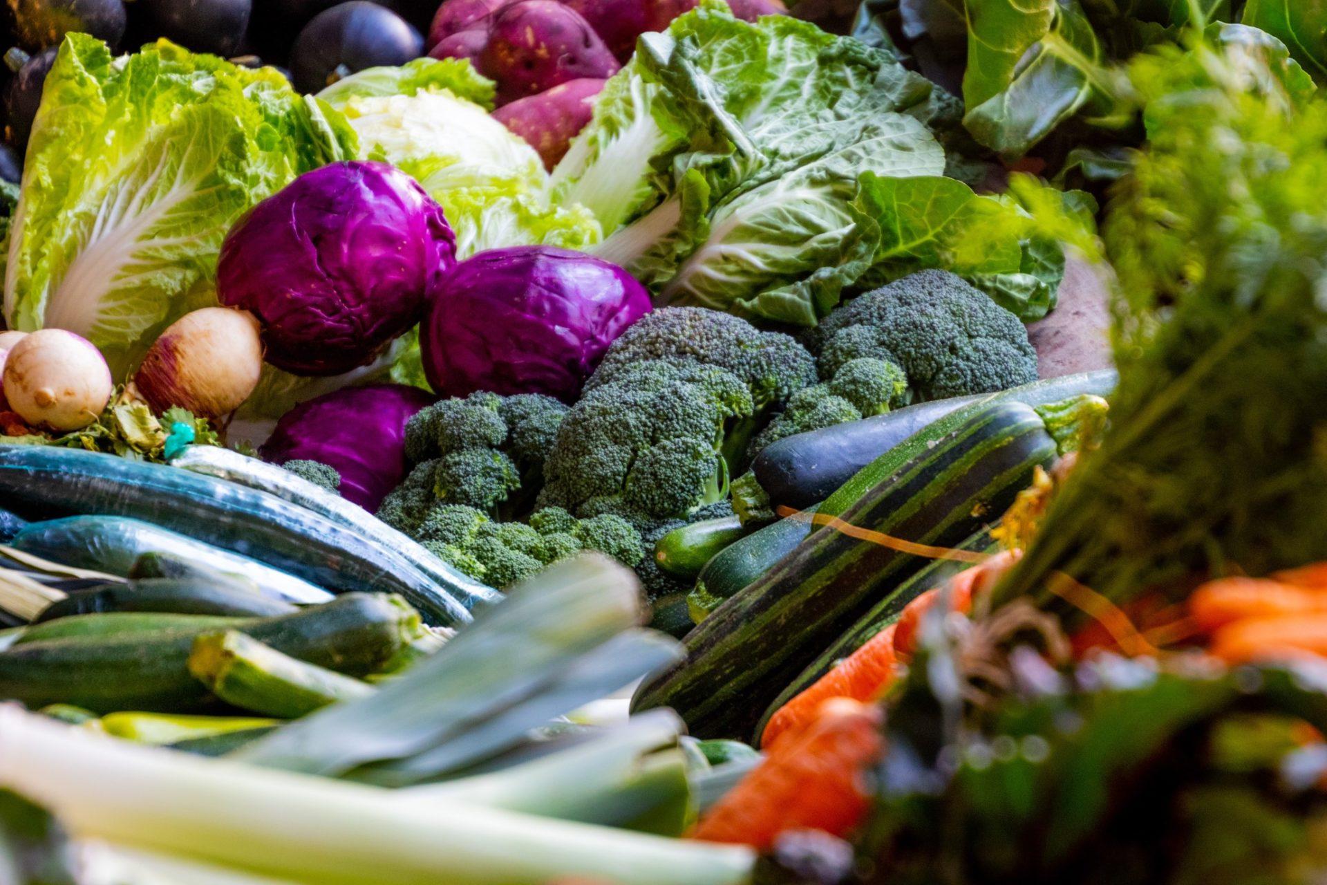 Healthy Eating Vegetables
