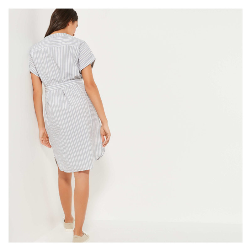 Online Shopping: Joe Fresh Stripped Dress