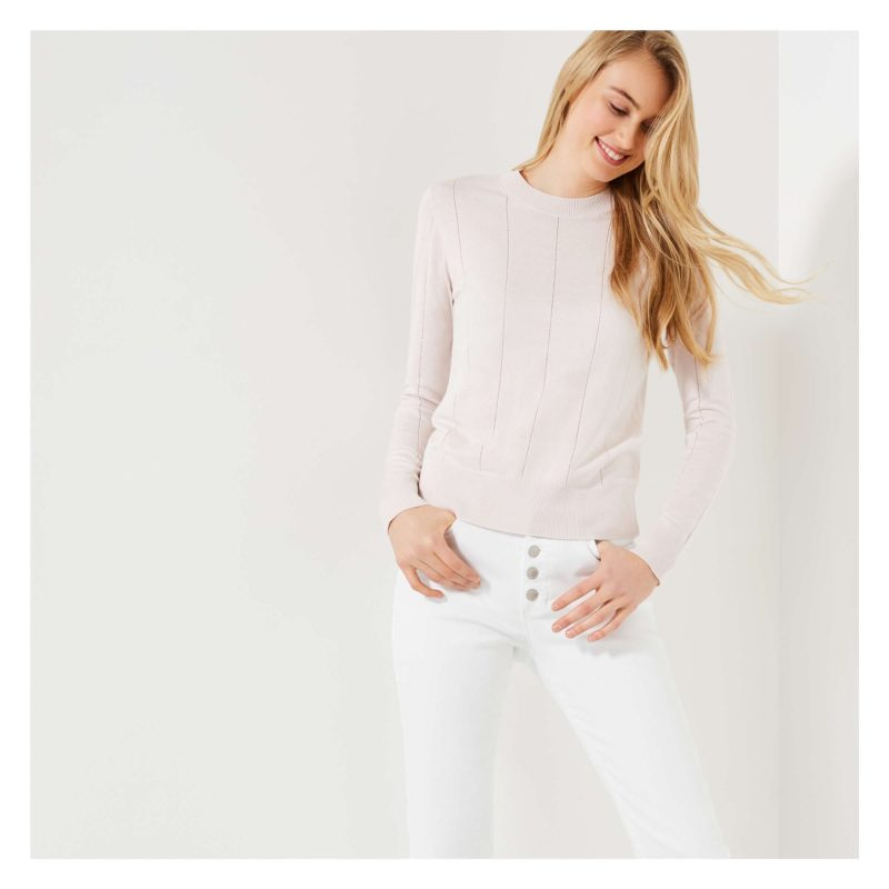 Online Shopping: Joe Fresh Sweater and Jeans