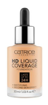 Drugstore: Catrice Foundation