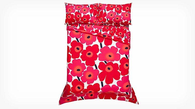 Bedroom: Poppies