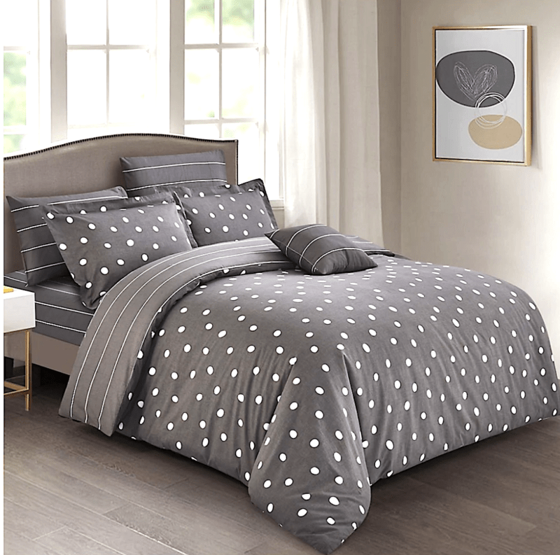Bedroom: Polka Dot set
