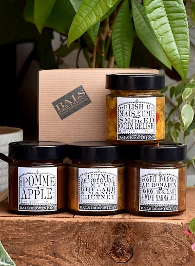 Canadian Father's Day Gifts: Savoury Spreads