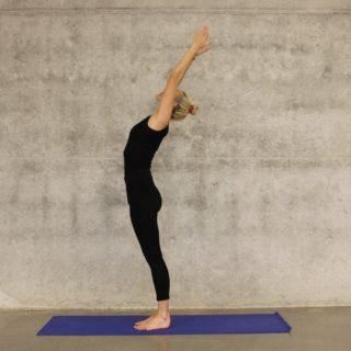 Essentrics: Woman Stretching