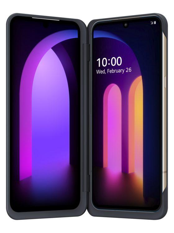 Dual Screen: LG V60 ThinQ 5G