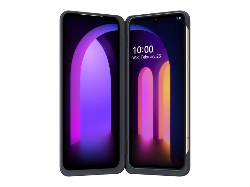 Dual Screen: LG V60 ThinQ 5G