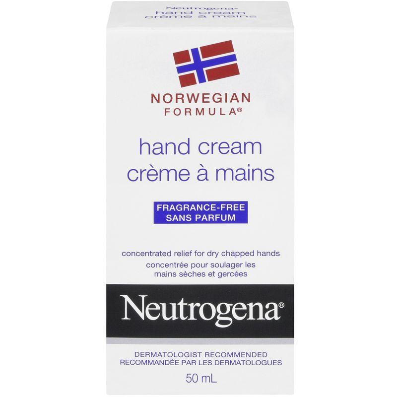 Hand Cream: Neutrogena