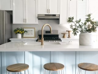 Sarah Gunn: White Kitchen