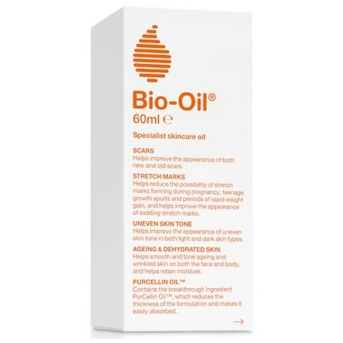 Stretch Marks: Bio-Oil