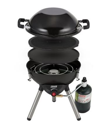 Camping: Coleman Cooking Stove System