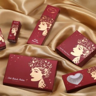 Lucille Ball: Besame Cosmetics Collection