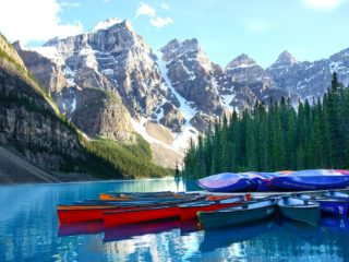 Summer Vacation: Banff