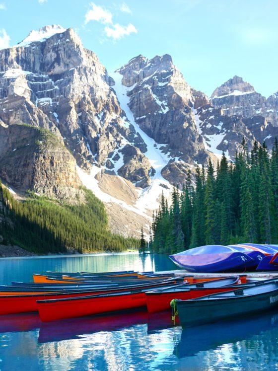Summer Vacation: Banff