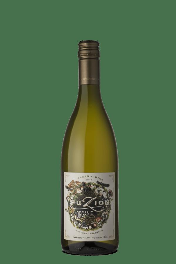 Chardonnay-Torrontés: Fuzion Organic