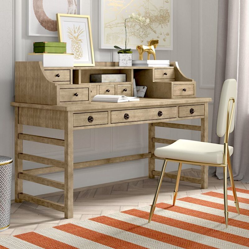 Traditional Decor Home Office Desk Joss and Main