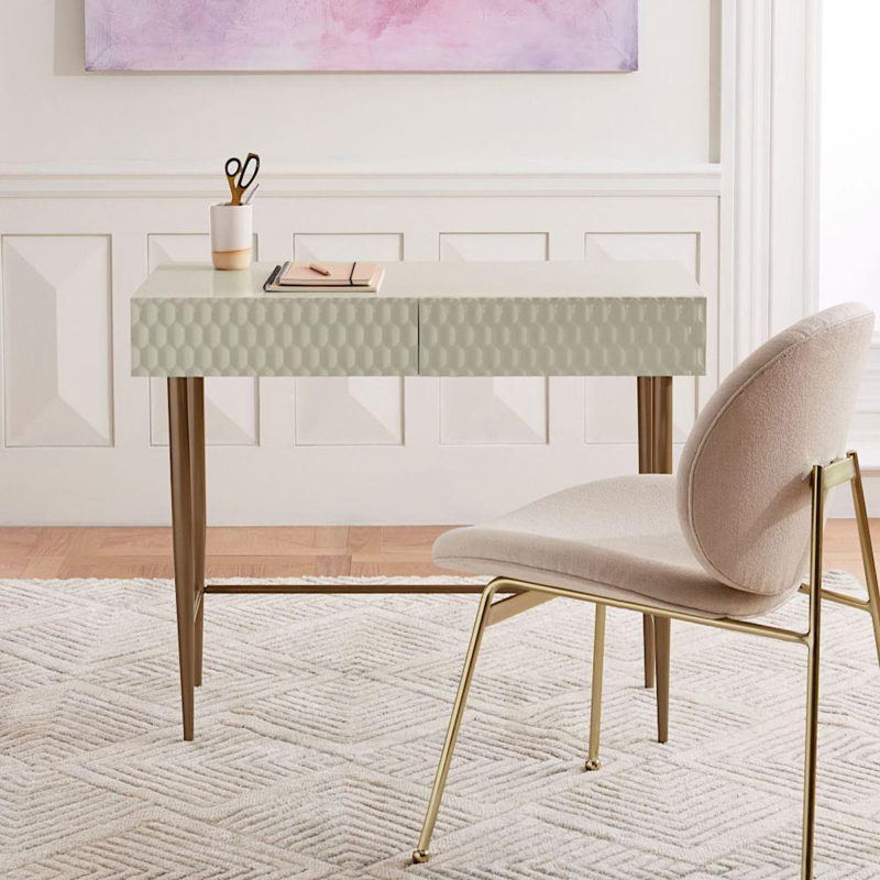 Fashion Decor Home Desk Fashionista West Elm