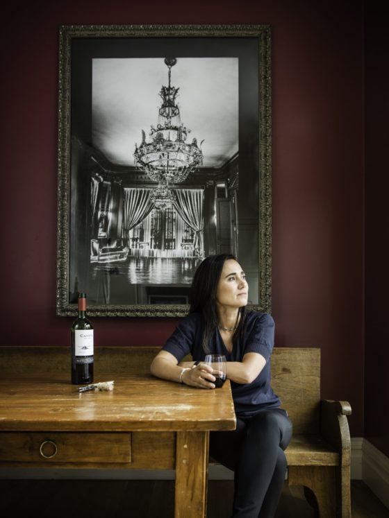 winemaking: Laura Catena