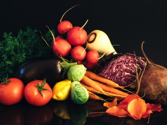 Locavore: Vegetables