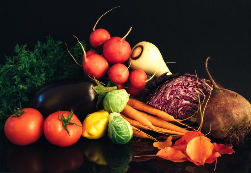 Locavore: Vegetables