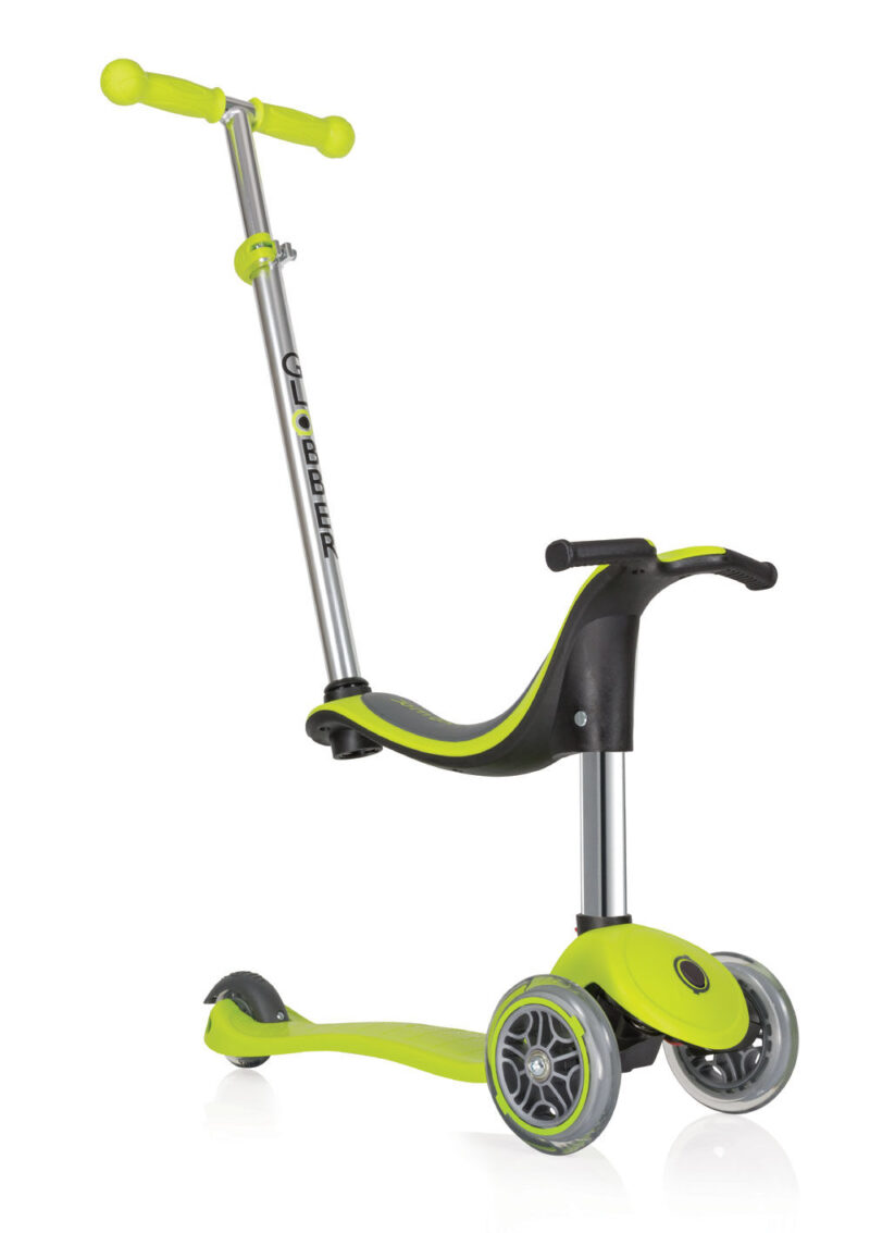 Outdoor Fun: Adjustable Scooter