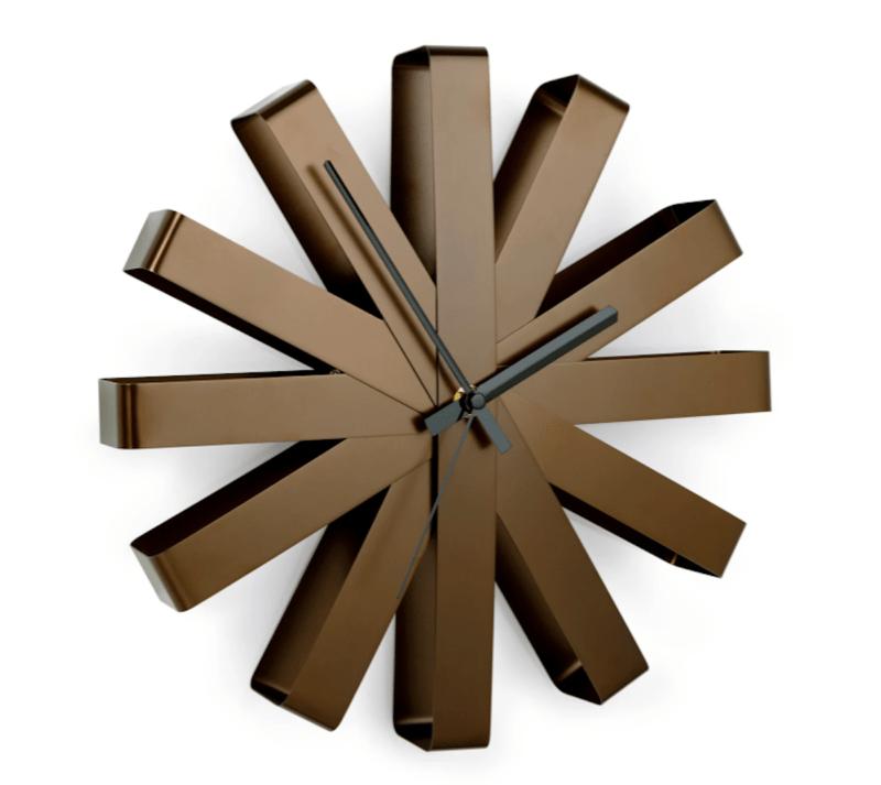 umbra ribbon Clock for productivity and boundaries