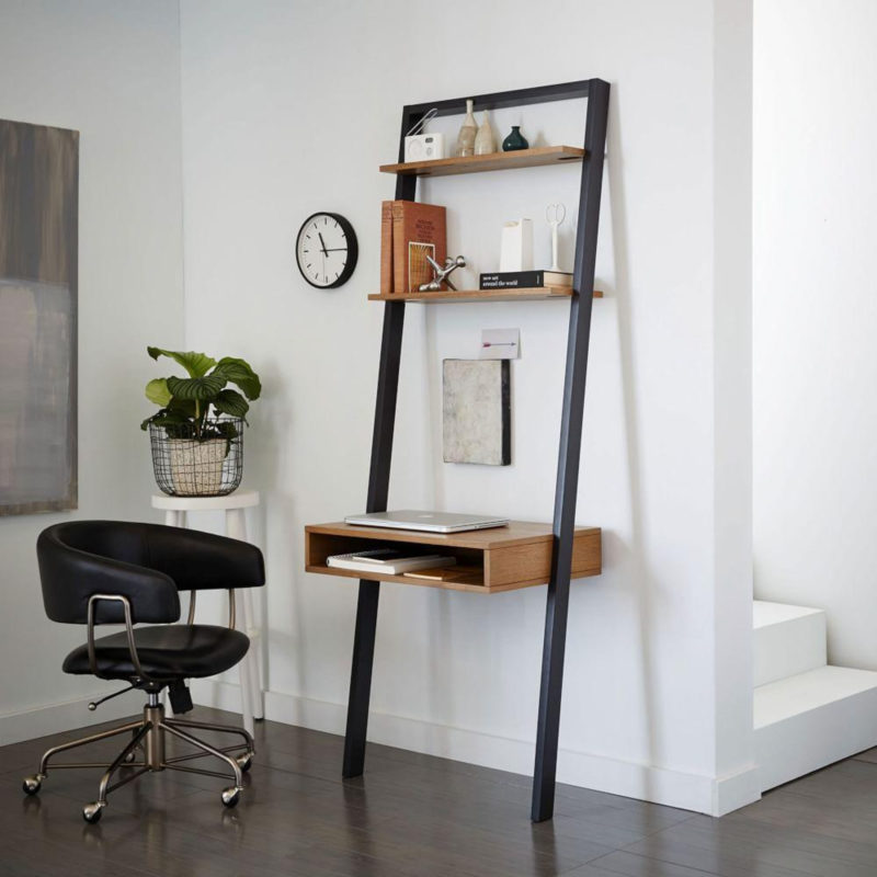 Home Office Desk Space Saver West Elm